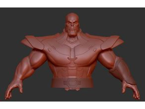 Thanos Upper body and Stand
