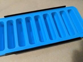 Silicon Rod Ice Tray Holder/Stiffener