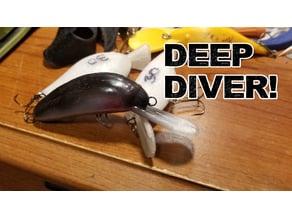 Deep Diving Crankbait - The Goopy