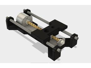 CD ROM stepper motor holder for CNC (cnc için mini step motor tutucu)