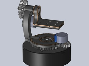 Camera turret