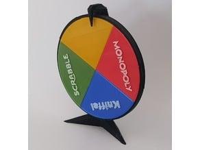 Mini Fortune Wheel