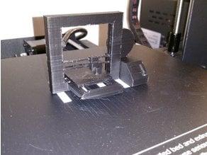 Monoprice Maker Select scale Replica