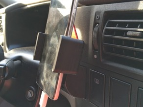 VW T4 universal phone holder