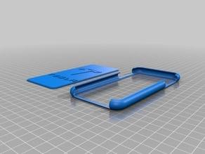 iPhone 6 Case - Customizable Back - Tesla