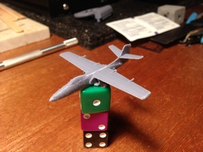Northrop YA-9 for microarmor