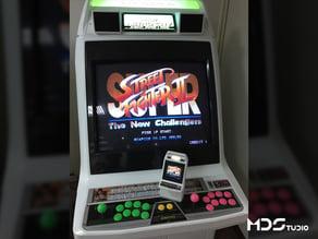 SEGA New Astro City Arcade Cabinet