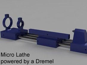 Micro Lathe