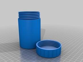 screw cap container