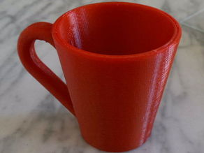 Pythagorean Espresso cup