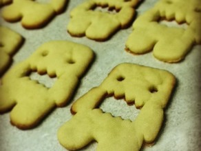 Domo Cookie Cutter