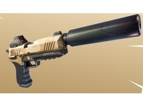 Fortnite Pistol with Silencer