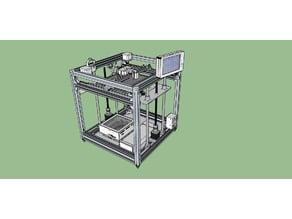 Core XY 3D Printer