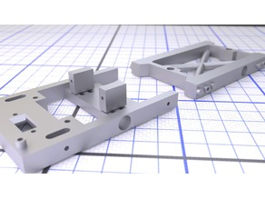 MN D90 Chassis Parts