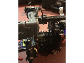 Jerry Hill Alexa Viewfinder Bracket Shoe