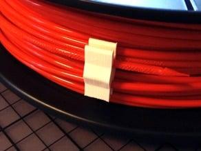 2.85mm filament clip
