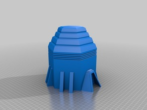 Legion Hexagonal Modular Building