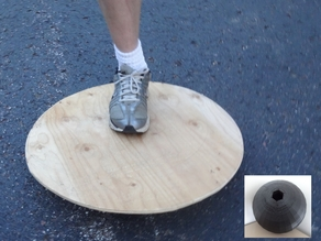 Ankle board