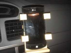Car-Mount for Smartphone
