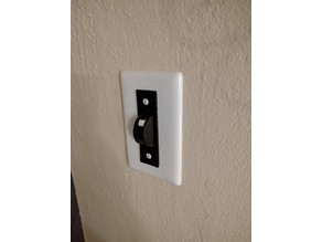 Light Switch Blocker