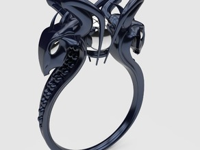 Dragon keeper ring