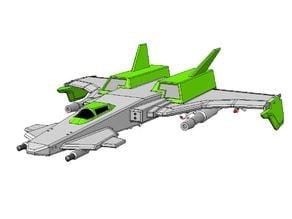 Wing Commander YF-44 Rapier
