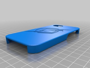 IPhone 5+6 Metroid Logo Case
