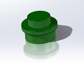 Lego Round PLate 1x1