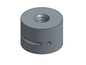 Oil Drain Adapter
