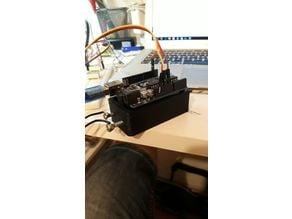 Arduino Uno 18650 Battery Box