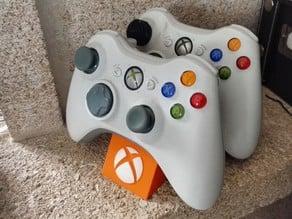 Logo Xbox incurvé