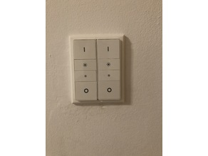 Double hue dimmer