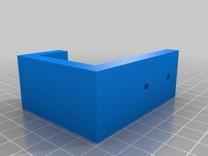 Simple PS4 Slim wall Mount/Bracket