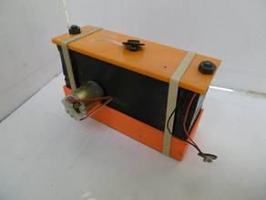 Enrouleur automatique pour test de drone en vol (anti Fly away)