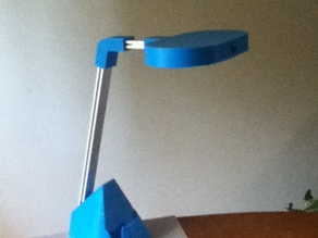 Night Lamp with phone stand and usb charging port