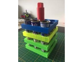 Revell/Enamel paint holders