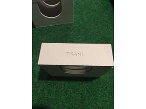 KDM Tyrant deck box with dividers