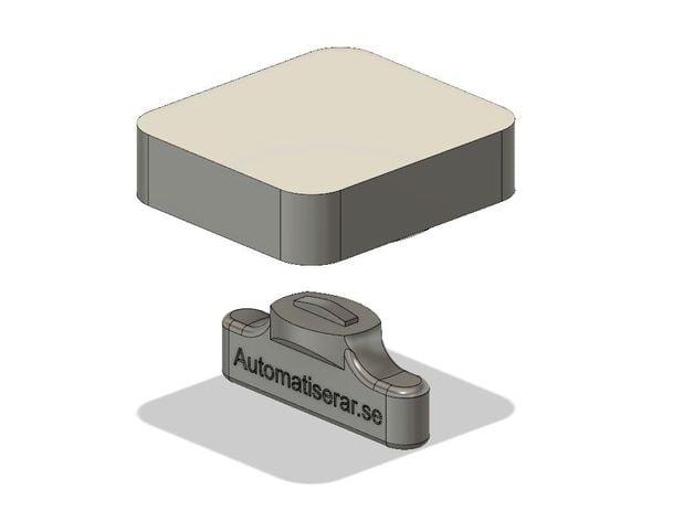 Xiaomi Aqara temperature sensor - Battery replacement key by