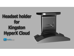 Kingston Headset Holder