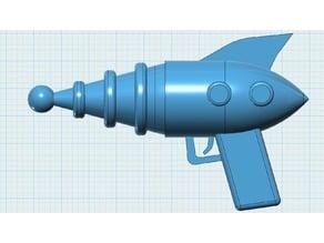 Leela's Laser Gun Blaster Futurama