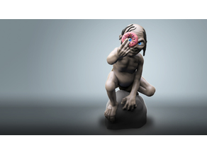 Chubby Gollum (low res)