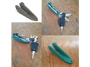 Universal Key Holder