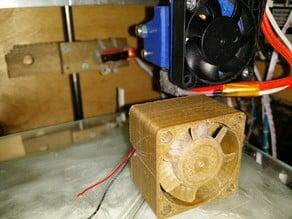 Fan 40mm from Cd-dvd motor