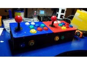 OpenCADE: RetroPie Arcade Console