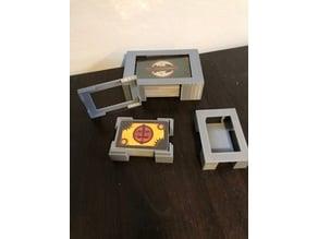 Game Card Box - customizable