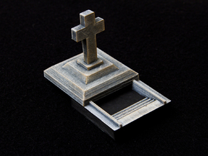 Graveyard Hidden Stairs Tile - Openforge Compatible