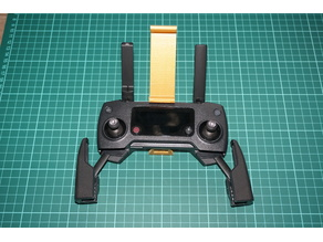 Mavic RC upper mount for Huawei Mate 10 pro