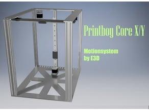 Printboy E3D Motionsystem rebuild