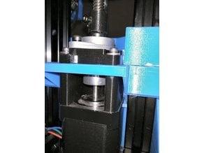 Z axis leadscrew support Mod Wilson II