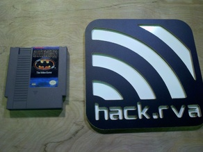 HackRVA Sign